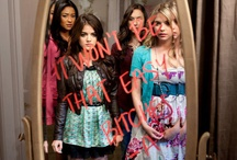 Pretty Little Liars / by Marro Mc