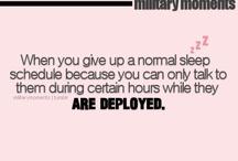 Military / by Kayla Dvorak-Alvarez