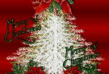 Kerstgroeten / Fijne kerstdagen! En de beste wensen voor 2017.