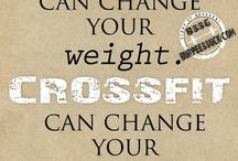 Crossfit / by Janelle Meredith