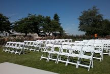 wedding ceremony chairs outdoor / celebration party rentals outdoor wedding ceremony chair setup
