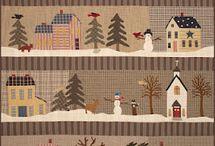 Building quilts
