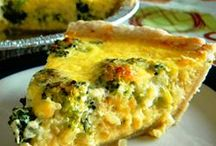 Quiche Recipes / by Dianne Kelley