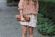 "Fashion&Style: Little pink dresses / by ""Outfit Ideas, by Chicisimo"" Fashion iPhone App"