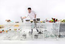DESIGN kitchens eatbox table set