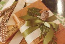 Zapakuj prezent / jak pakować prezenty