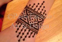 Tatouage...henné