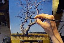 pittura....