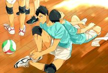 Haikyuu!! Couples