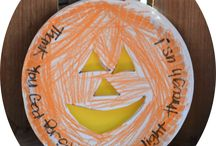 Halloween and All Saints Crafts
