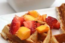 Breakfast - Pancakes & Waffles / by Kathy Key