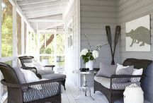Porch Ideas / by Jena Duckworth