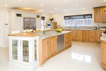 Modern Classic Kitchen Private Residence, Blackrock, Dublin / Greenhill Modern Classic Kitchen
