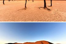 Travel - Namibia, South Africa