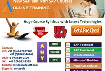 Effective and Efficient leading 24/7 IT Online Training from AcuteSoft Solutions from AcuteSoft