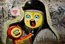 street art / by Juan Hernandez