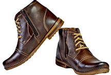 Men's Winter Midlace highland Boots