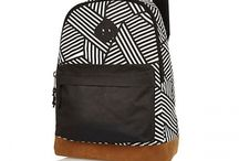 Plecaki - Backpack's table / Zamiast torebki!