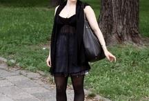 CollegeFashionista: Wear Black