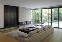 Living room idea / Appartamento 253 mq