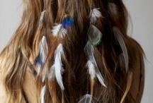hair pieces / by Sara Paul