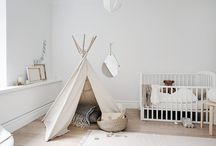 Stylingmenu babykamer inspiratie (jongen en meisje)