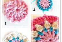 Ganchillo y ovillos/Crochet and yarns