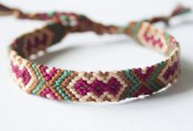 Friendship Bracelets Patterns and Ideas