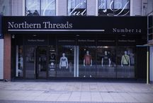 Northern Threads Stores / Some photos of our delightful Northern Threads stores!
