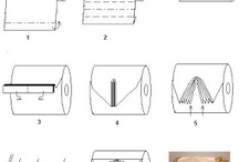 toilet peper origami