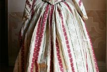 Victorian Recycled 18th Century Gowns