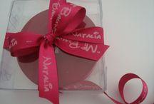 Lindos Listones Impresos / Listoncillos personalizados para resaltar cualquier detalle, pide el tuyo y lucete al regalar!