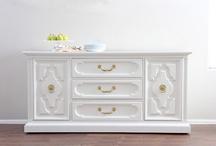 Fab Furniture Rehabs / by Lorrie Hunley