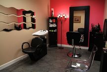 In home hair  salon