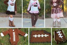 Football Outfits / Football capri sets and more!
