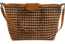 Handmade Weekender, Travel bags & Totes. Ethical, Fair Trade, Made in Guatemala