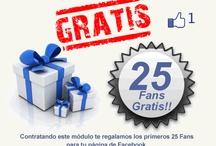 Promociones Diseño Web / Aqui vas a ver todos las promociones y beneficios que Supaginagratis.com.ar te ofrece.