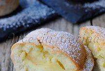 Apple cakes / Torte che piacciono al mio amore