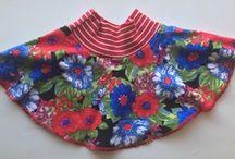 Twirly T-shirt Skirts