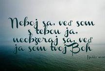 citáty - Bůh