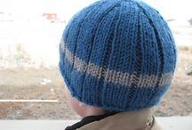 Knitting for boys / by Shelley Webb Beh