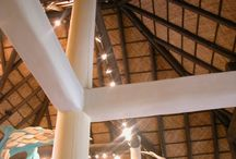 Ceiling Treatments with Natural Materials / Lovely ceiling treatments that are easy to install, inexpensive and most of all unique. Products are imported from villages around the world and sold to consumers from Florida.