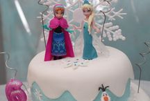 Frozen party theme / by Julie Richardson