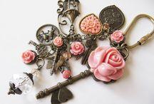 purse charms