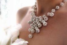 Metallic Silver Wedding Inspiration / by Shine Wedding Invitations