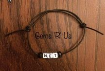 Cacinoid/NET Cancer / Awareness items for Carcinoid/NET Cancer. Available to purchase from facebook.com/gemsrus.co.uk/