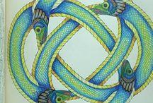 océan perdu serpents