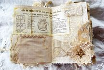 Junk Journal - Sewing Theme