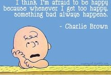 I love Charlie Brown / by Anna McBride