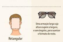 Tipos de óculos / Sobre óculos e visão